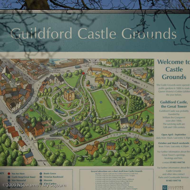 Guildford and Beyond