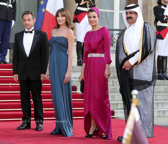 Sarkozy State Dinner