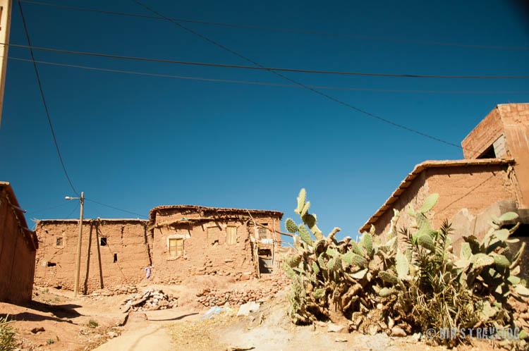 Berber's house