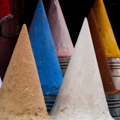 Colour of Marrakesh