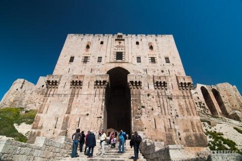 Citadel of Aleppo -