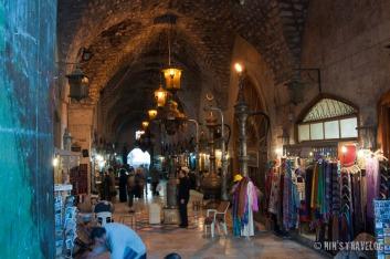 Aleppo's Old Souq