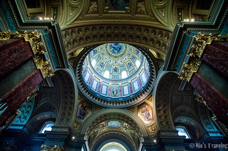 St Stephen Basilica-1
