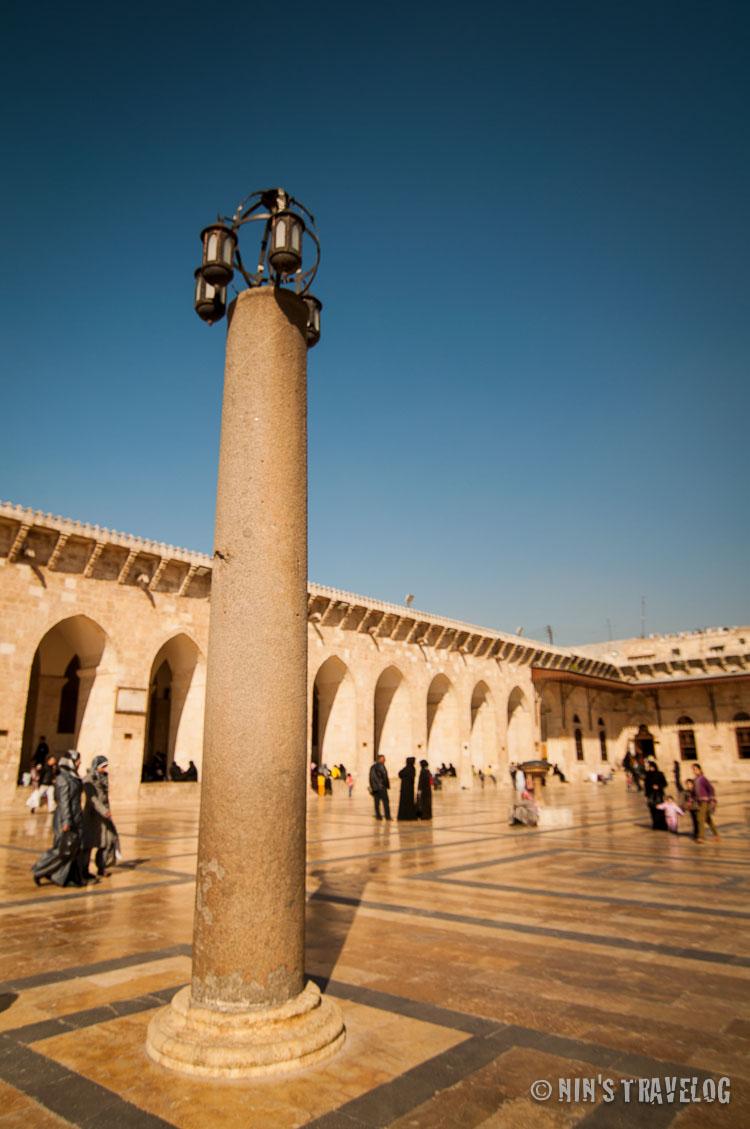 Aleppo Mosque-4