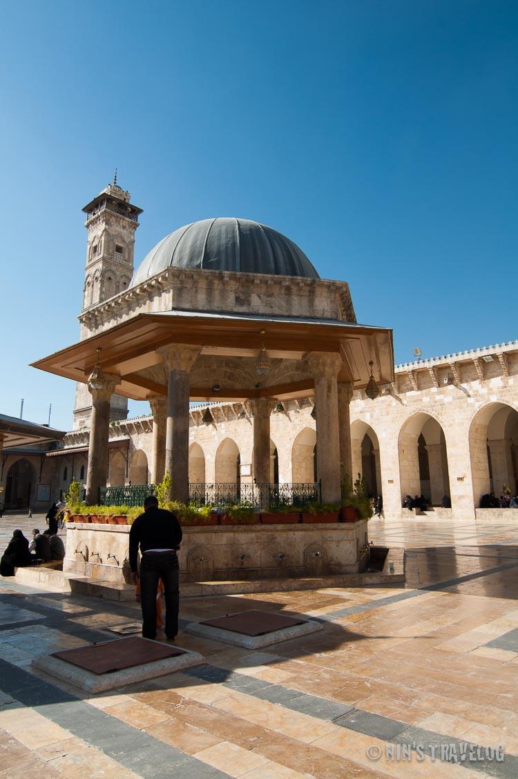 Aleppo Mosque-8