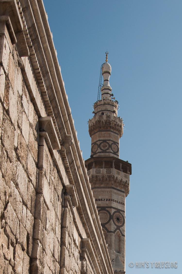 Al Gharbiyya Minaret as the most beautiful minaret