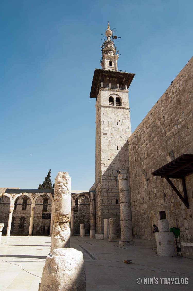 Minaret of the Bride, the first minaret built on this location