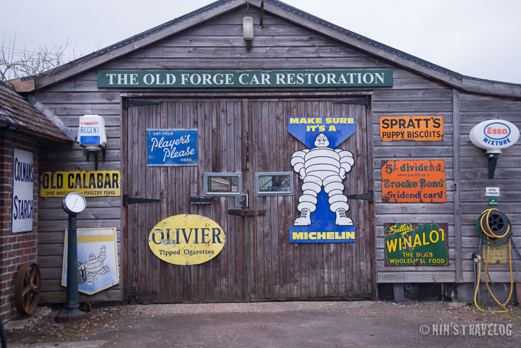 Tim's car restoration