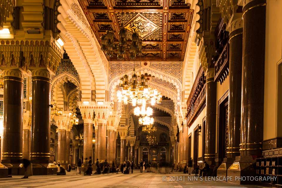 The President's Mosque in Sana'a Yemen