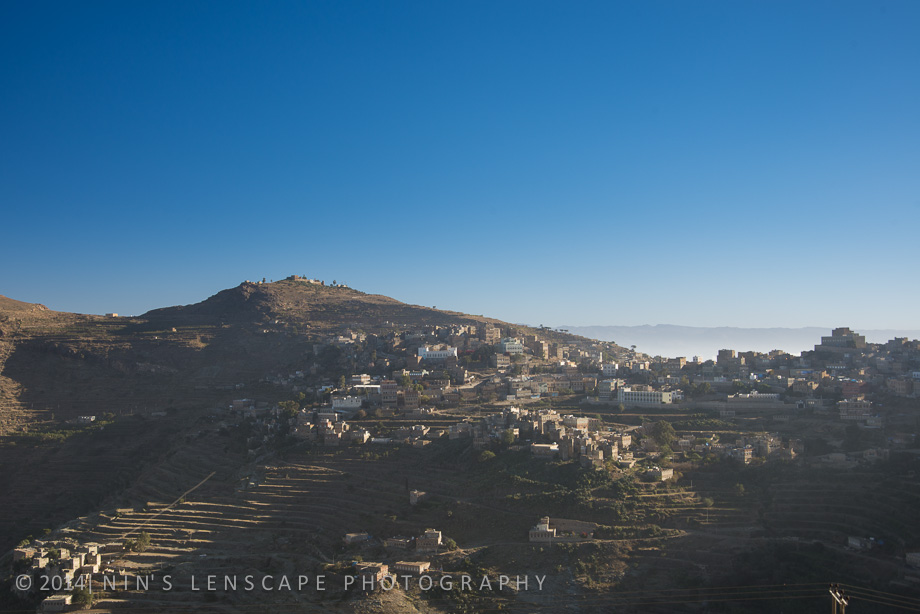 Villages on Yemen's Landscape