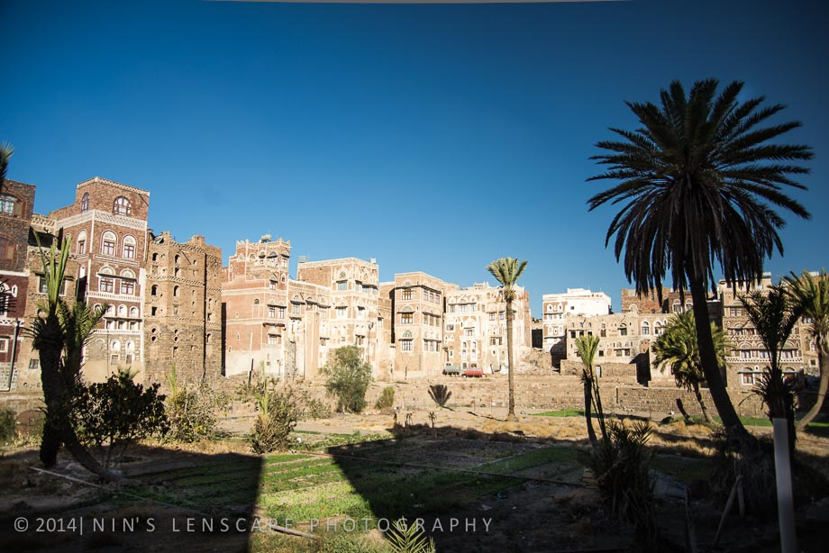 The Old Town of Sanaa
