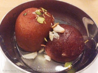 Gulap Jamun - One of the many Indian Delicacies