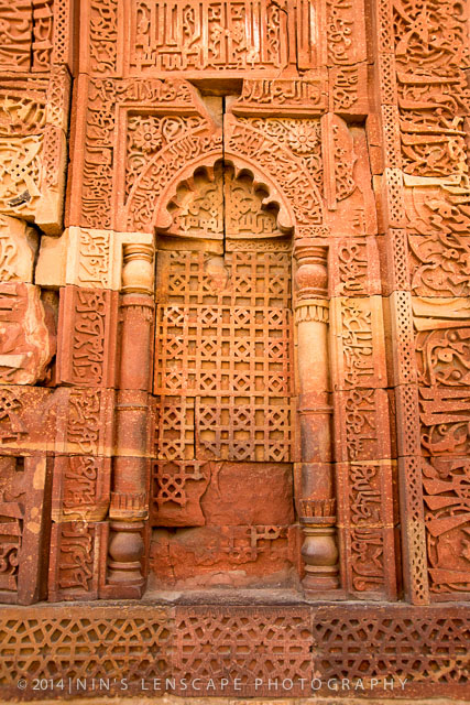Detail is everywhere - The architectural detail of Indian Culture