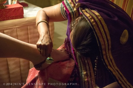 Henna, still favourite among the girls.