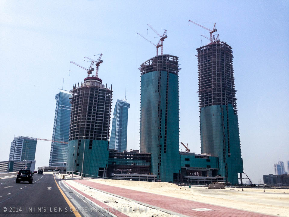 Unfinished prestigious project at the waterfront of Manama - become the face of Manama City?