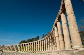 More Roman columns