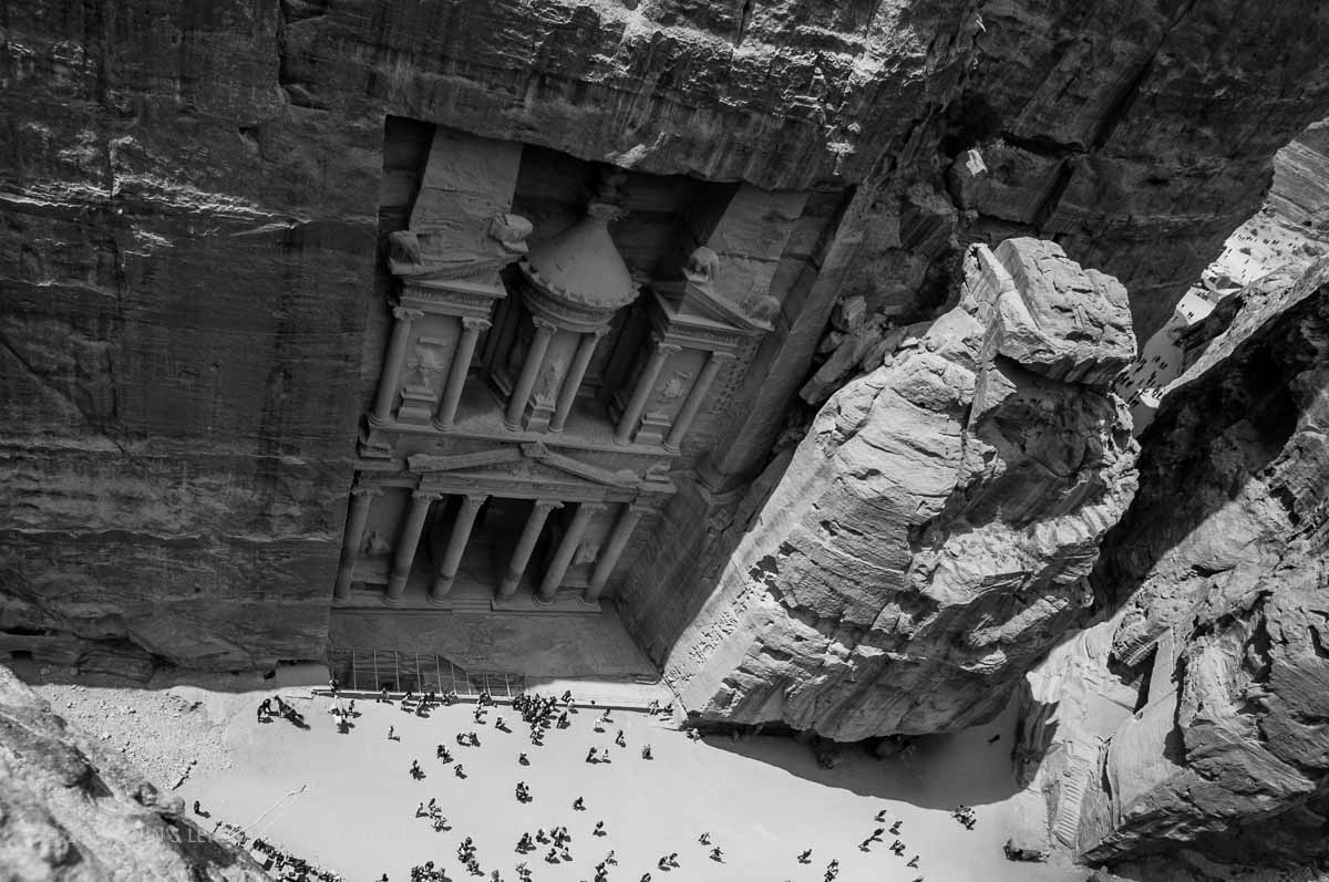 5 Day Photo Challenge:  Petra fromAbove