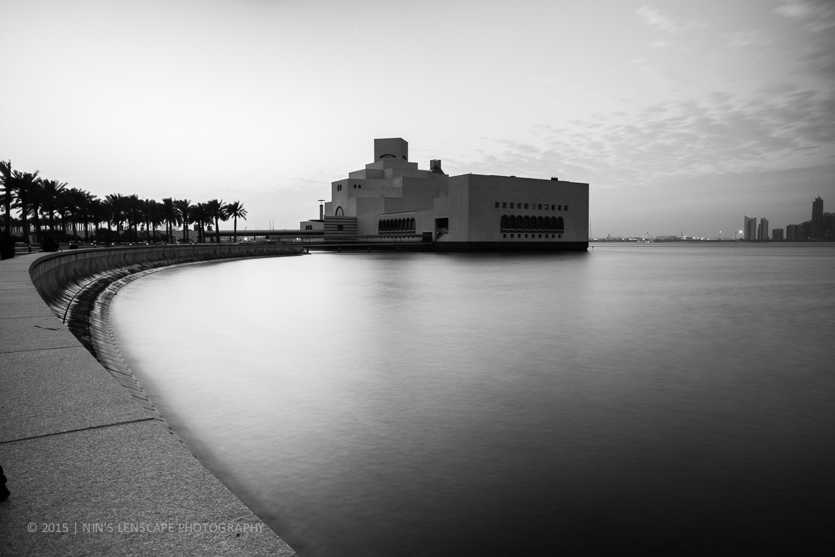 5 Day Photo Challenge:  Museum of Islamic Art in Doha